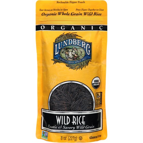 Lundberg Family Farms Wild Rice, 8 oz