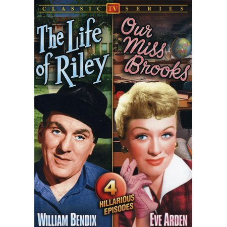 Dj Qbert Dvd (The Life of Riley / Our Miss Brooks)