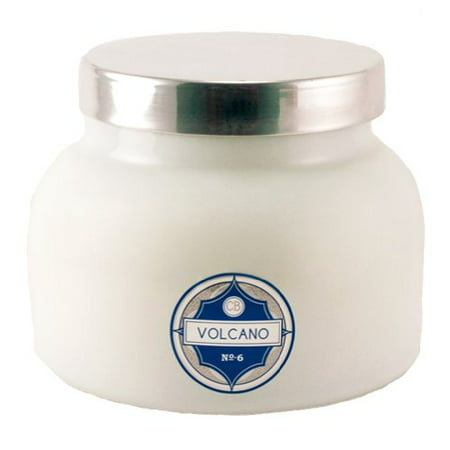 Capri Blue CB705VOL Volcano Jar Candle, 20 Oz, White Capri Glass Candle