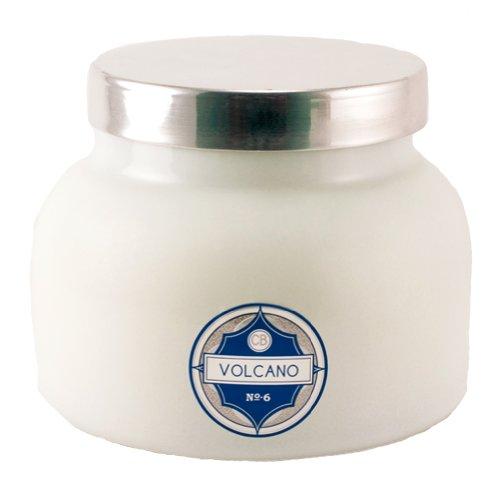 Capri Blue CB705VOL Volcano Jar Candle, 20 Oz, White