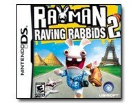 Rayman Raving Rabbids 2 Nintendo DS by Ubisoft