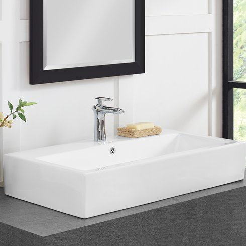 Genial Swiss Madison® Voltaire® 30 Inch Wide Bathroom Vessel Sink