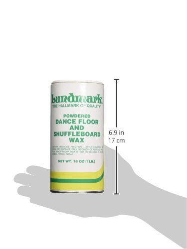 Lundmark Powdered Dance Floor Shuffleboard Wax 1 Lb Walmart Com