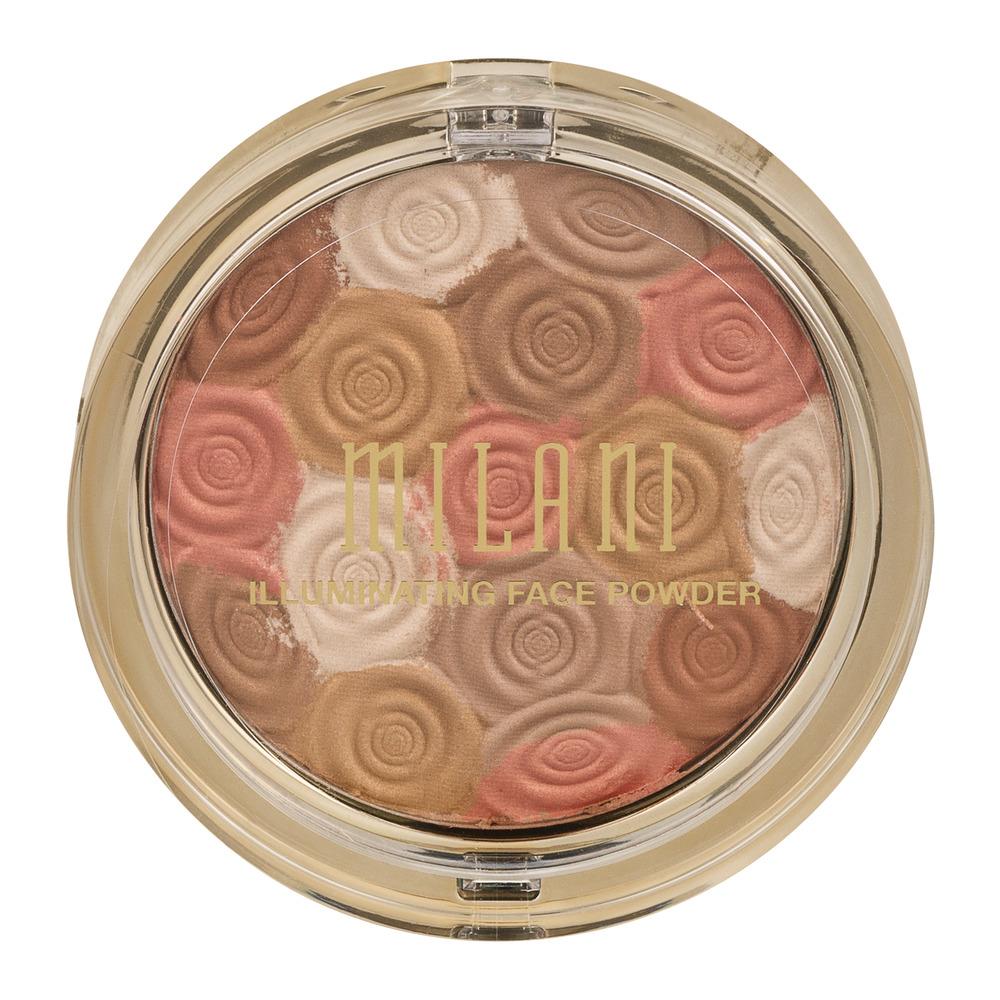 Milani Illuminating Face Powder, Hermosa Rose
