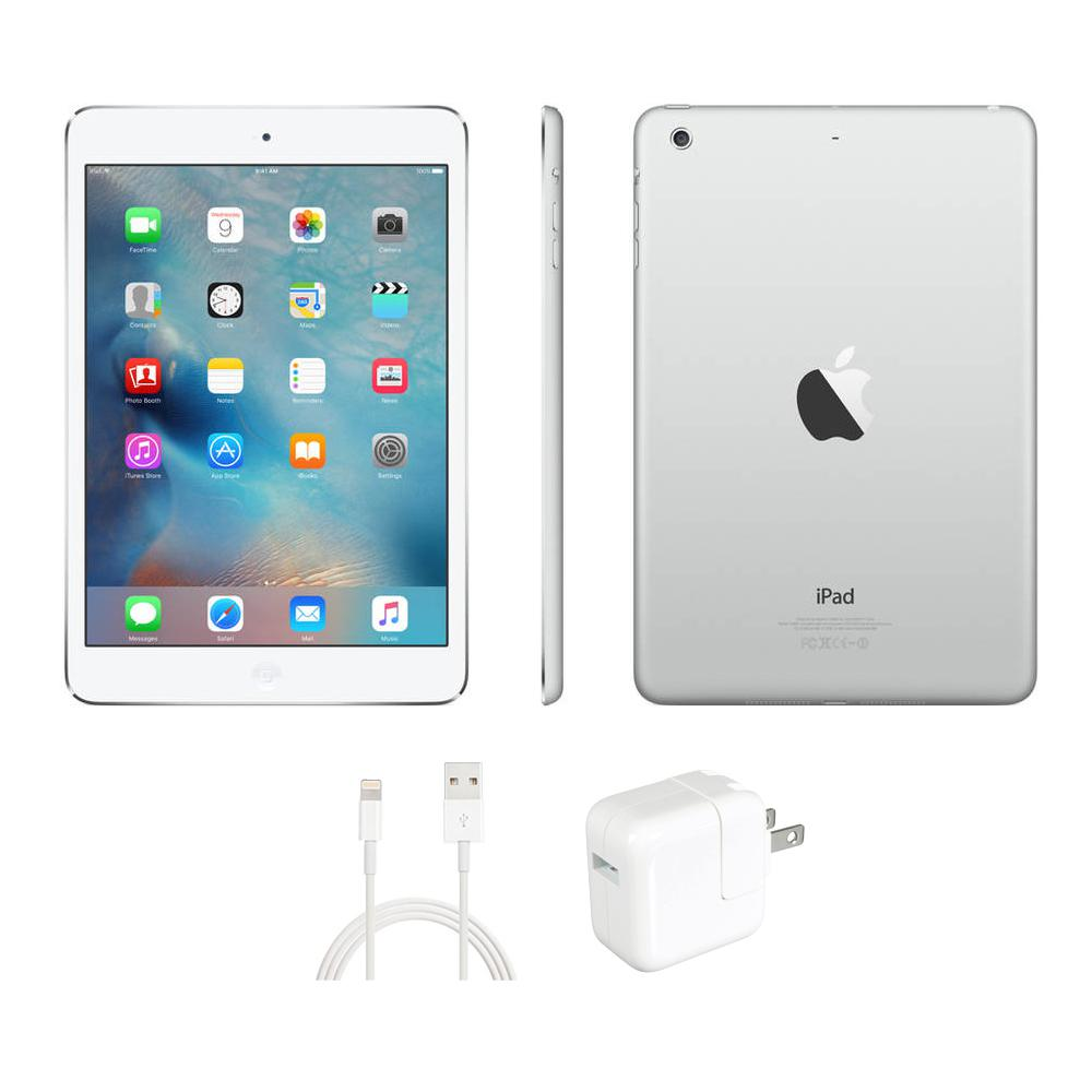 Refurbished Apple iPad Mini (gen 1) 64GB Wifi White (Excellent Condition).
