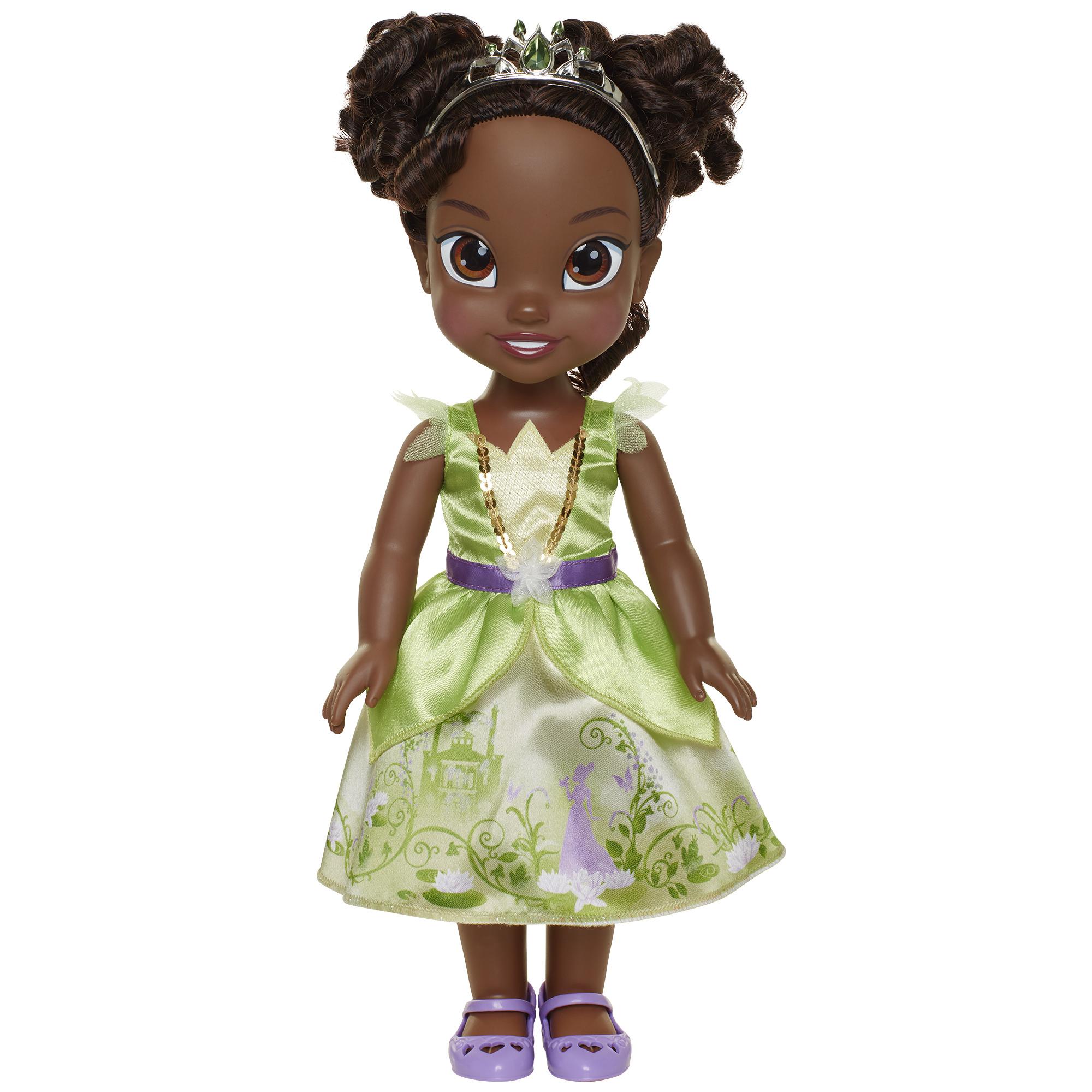Disney Princess Tiana Petite Doll and Friend