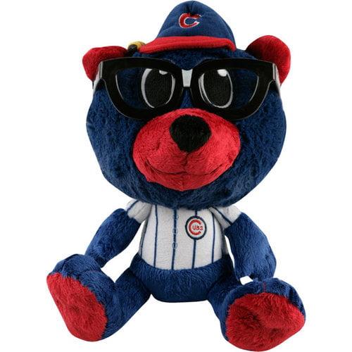 MLB - Chicago Cubs Mascot Plush Team Nerd
