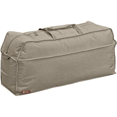 Classic Accessories Montlake™ FadeSafe® Patio Cushion & Cover Storage Bag - Water Resistant Outdoor Furniture Cover, 45.5