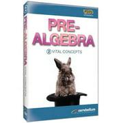 Standard Deviants: Pre-Algebra Module 2 Vital Concepts by