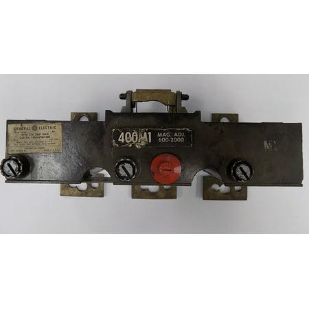 TJK436TM2400 TRIP UNIT - TJK 3-POLE 400 AMP MAG ONLY (TRIP UNIT ONLY)