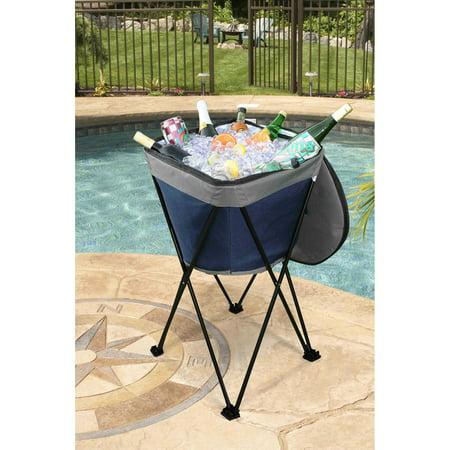 Sunjoy Carla Portable Ice Tub](Ice Tubs)