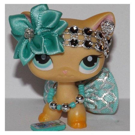 littlest pet shop lps clothes accessories custom outfit catdog not included