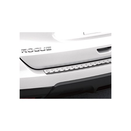 Nissan 999T6-G2000 Chrome Rear Bumper Protector Nissan Rogue