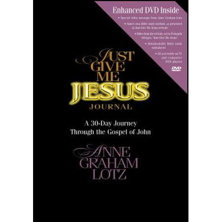Just Give Me Jesus Journal - eBook