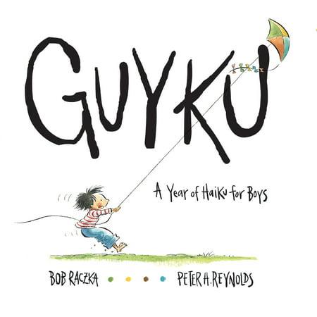 Guyku : A Year of Haiku for Boys - Present For 5 Year Old Boy