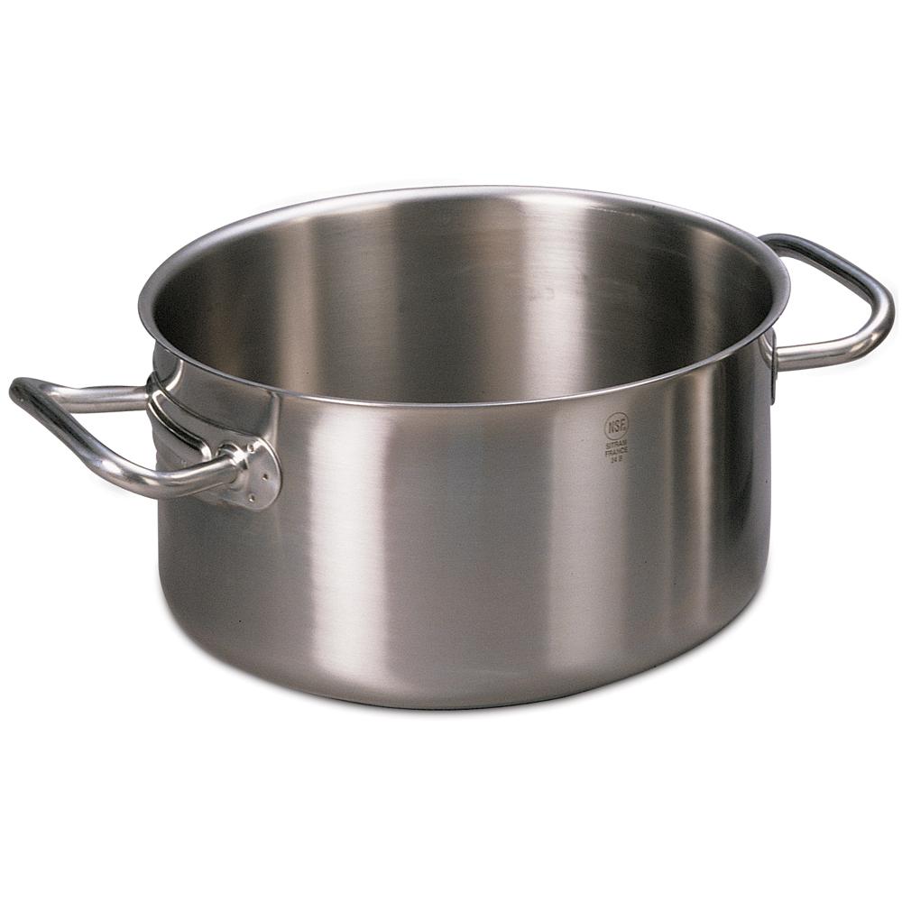 Sitram Profiserie Sauce Pan Braiser - 13.4 inch