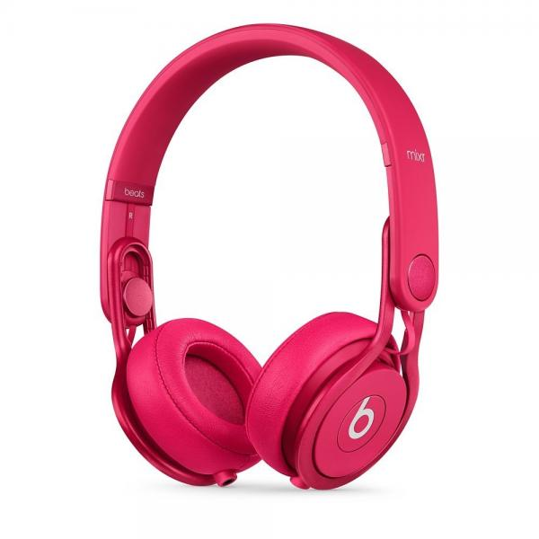 Beats By Dre MixR Professional DJ Headphones, Colr Pink