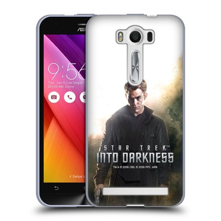 OFFICIAL STAR TREK MAGAZINE COVERS DARKNESS XII SOFT GEL CASE FOR ASUS ZENFONE PHONES (Inc 500 Magazine)
