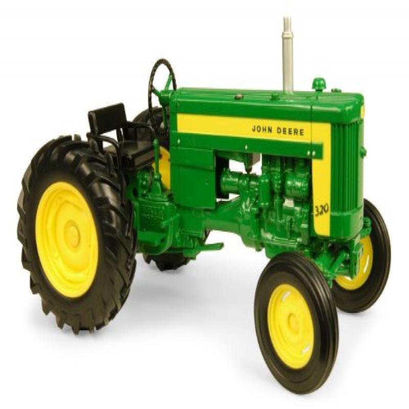 Ertl John Deere 320 Utility Tractor, 1:16 Scale