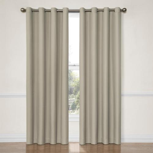 Eclipse  Dane Blackout Window Curtain Panel