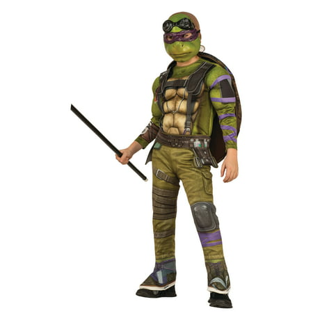 Teenage Mutant Ninja Turtles Boys Deluxe Moive Donatello