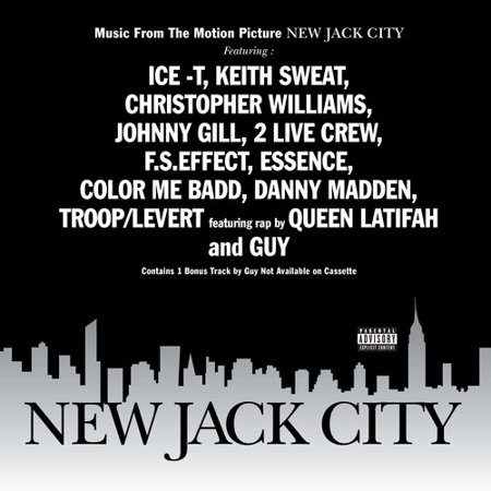 New Jack City (Soundtrack) - Vinyl (explicit)