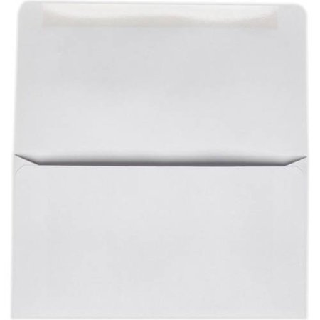 6 1/4 Remittance Envelopes (3 1/2 x 6 Closed) - 24lb. Bright White (1000 -