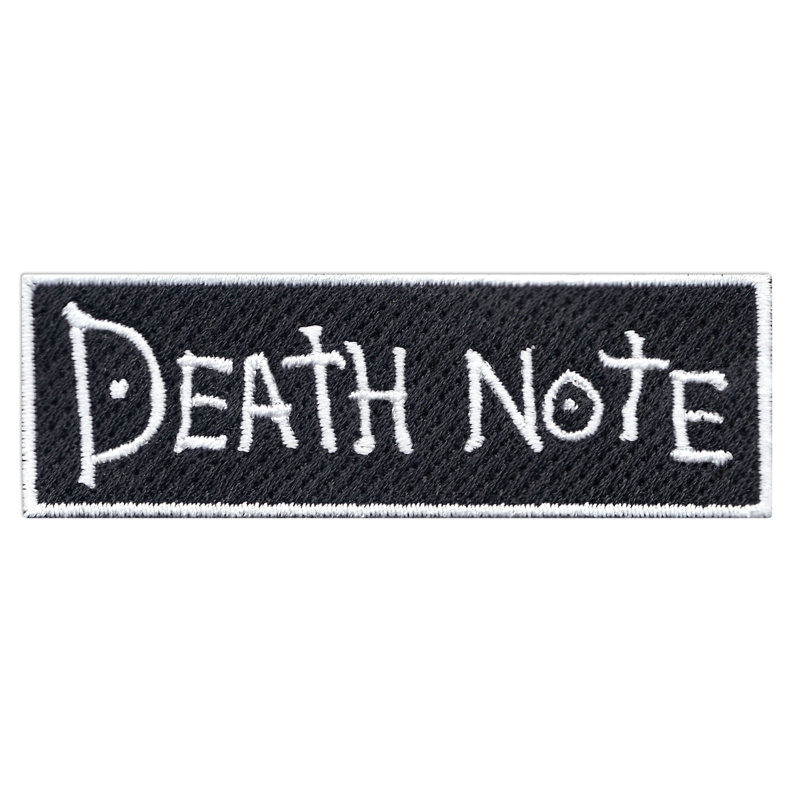 Anime Death Note Book Logo Iron On Patch