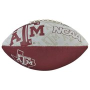 Texas A&M Aggies Wilson Junior Team Logo Football