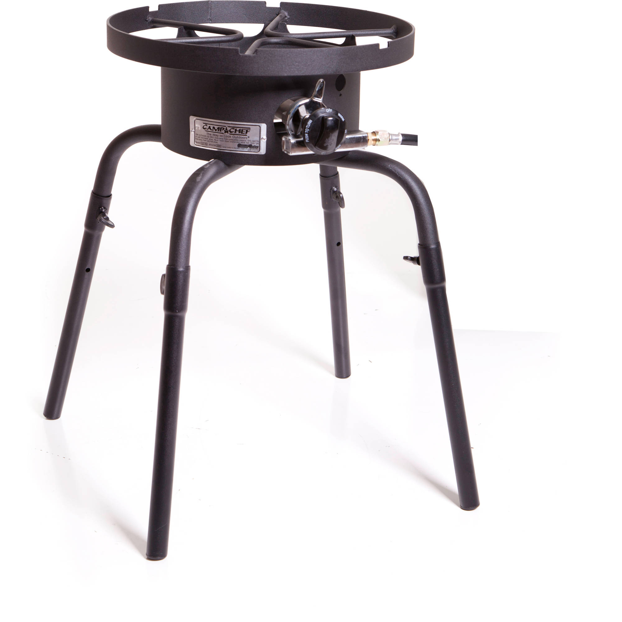 Camp Chef 30,000 BTU Universal Outdoor Single Burner Camp Stove