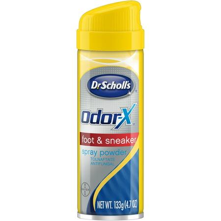 Foot Gloves Shoes - Dr. Scholl's Odor-X Foot & Sneaker Spray Powder, 4.7 oz