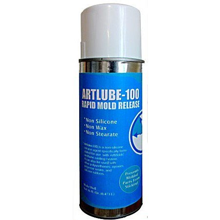 ArtLube-100 Rapid Mold Release - 16-Oz Spray ()