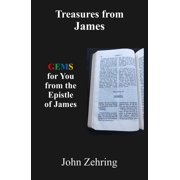 Treasures from James: GEMS for You from the Epistle of James - eBook
