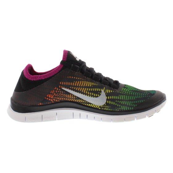 5a527eeffa75 Nike - Nike Free 3.0 V5 Pnt Running Women s Shoes Size - Walmart.com