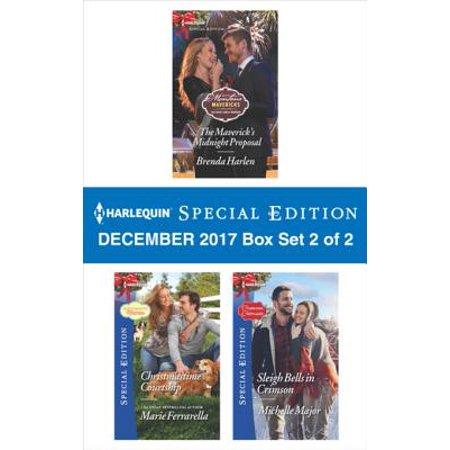 Upcoming Halloween Specials 2017 (Harlequin Special Edition December 2017 - Box Set 2 of 2 -)