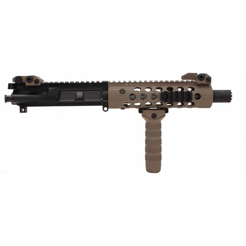 Troy Industries M7 Upper Receiver Only, 5.56mm, Flat Dark Earth