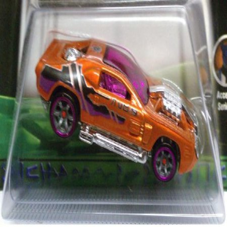 Hollowback   1 64 Scale Die Cast Racing Car   Hot Wheels Acceleracers Acceleron Series   2005