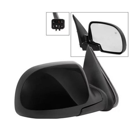 Spyder 9938641 Passenger Side Power Towing Mirror for Chevy Silverado 1500