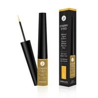(3 Pack) ABSOLUTE Starry Eyed Shimmer Liquid Eyeliner - Solar