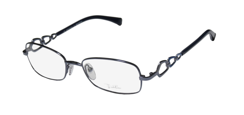 a441b247746 New Emilio Pucci 2124 Womens Ladies Designer Full-Rim Shiny Brown Popular  Design From Italy Frame Demo Lenses 51-17-135 Eyeglasses Eye Glasses -  Walmart.com