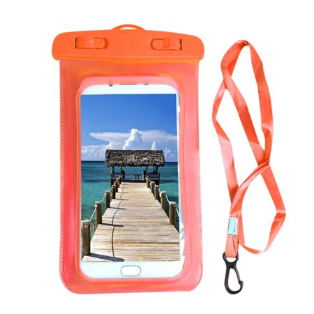 finest selection e804c 51532 Waterproof Pouch Swimming Beach Dry Bag Case Cover Holder For Cell Phone OR