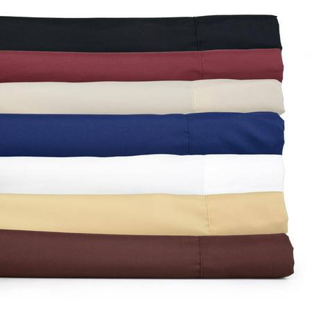 Brinley Home Wrinkle Free Soft Microfiber Bedding Sheet