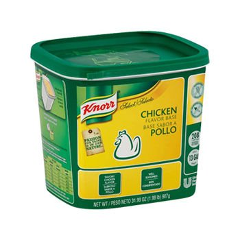 6 PACKS : Knorr Select Soup Base, 1.99 pound 1 each, Chicken