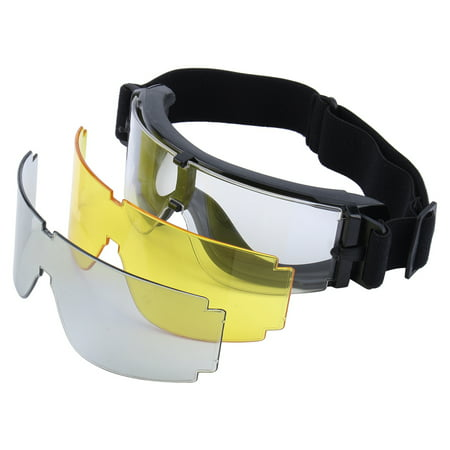 Airsoft Gas Goggles (Airsoft X800 Goggle Glasses,Airsoft X800 Goggle Glasses)