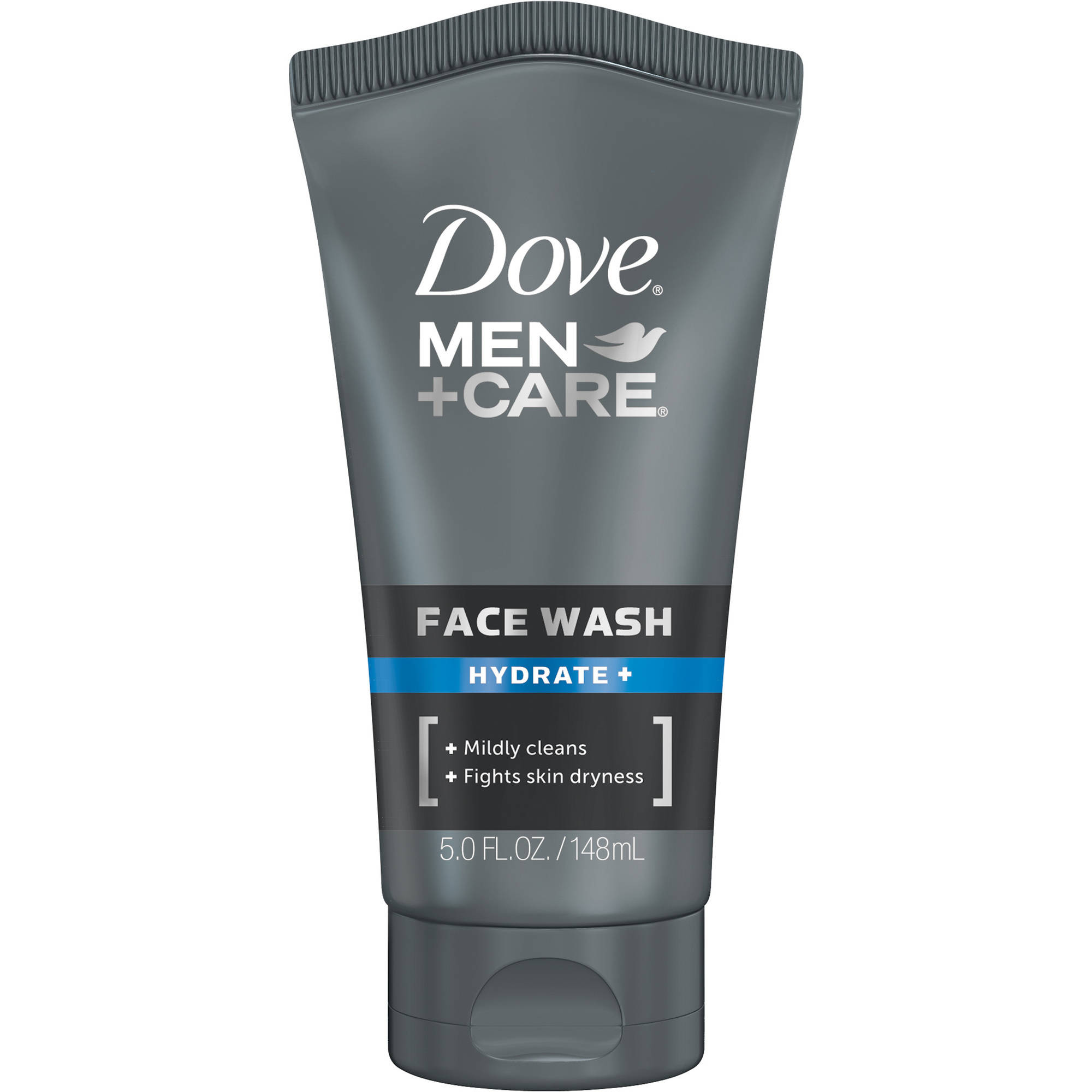 Dove Men+Care Hydrate+ Face Wash, 5 oz