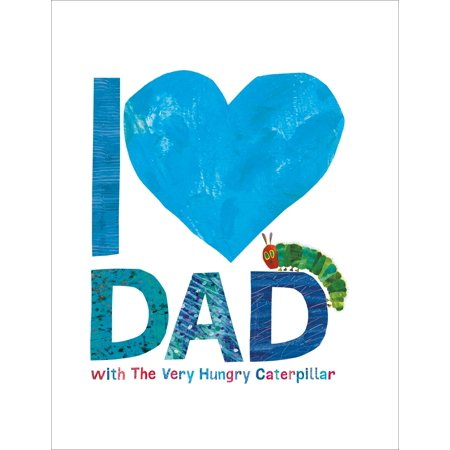 I Love Dad with The Very Hungry Caterpillar](Hungry Caterpillar Birthday Supplies)