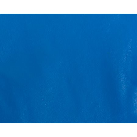 "Faux Leather / Vinyl, Galaxy, 54"" Wide, Royal Blue, 10 Yard Pre-Cut Roll"
