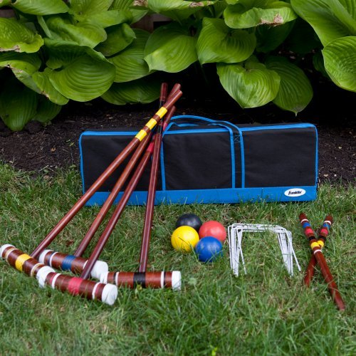 Franklin Sports Recreational Croquet Set