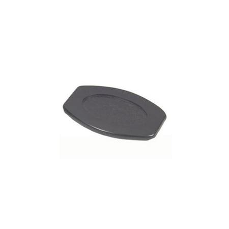 Underliner Wood (American Metalcraft WPU71 Wood 11.5 x 8.3 In Sizzle Platter)