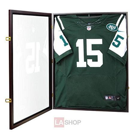 Jersey Framing (MegaBrand 31x24 Jersey Display Shadow Box Gift Football Baseball)